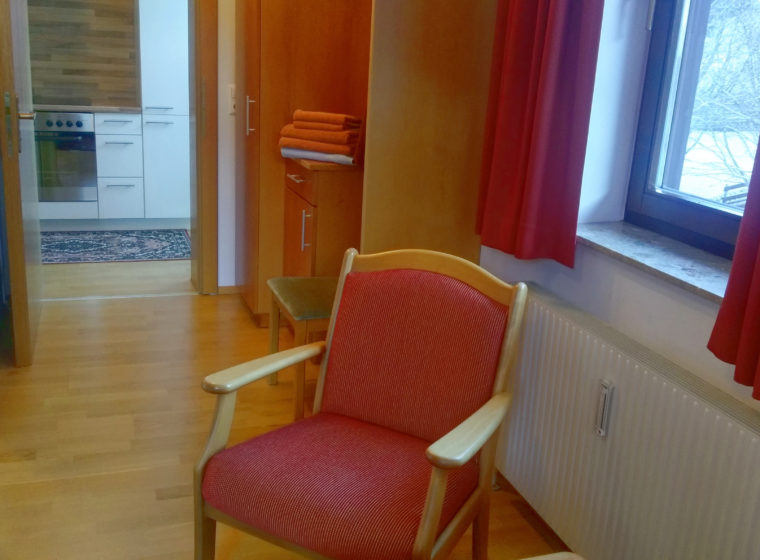 Urlaub in Bad Kleinkirchheim - Apartments Bad Kleinkirchheim - Haus Kaiserburg – Liebesnest