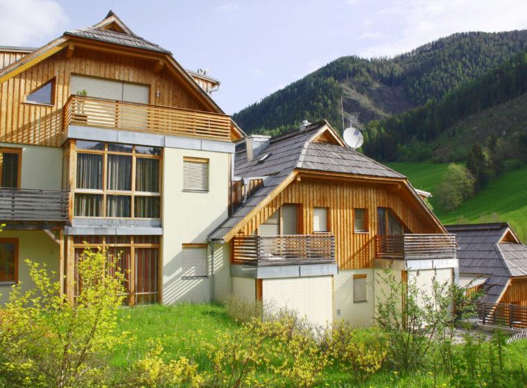 Urlaub in Bad Kleinkirchheim - Apartments Bad Kleinkirchheim - Haus Juri Adlerweg 2