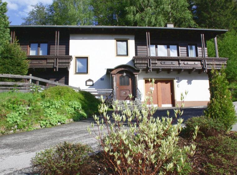 Urlaub in Bad Kleinkirchheim - Apartments Bad Kleinkirchheim - Haus Egger – Wasserbrunnenweg 7